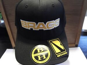 Rare Bragg Hat and Bragg Sticker Oilfield Union Construction Crane ... a91fa2e70