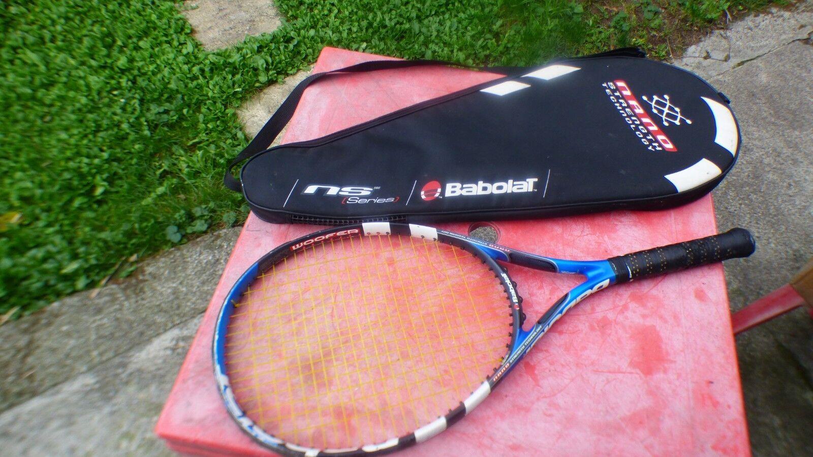 Raquette de tennis Babolat NS Drive avec housse