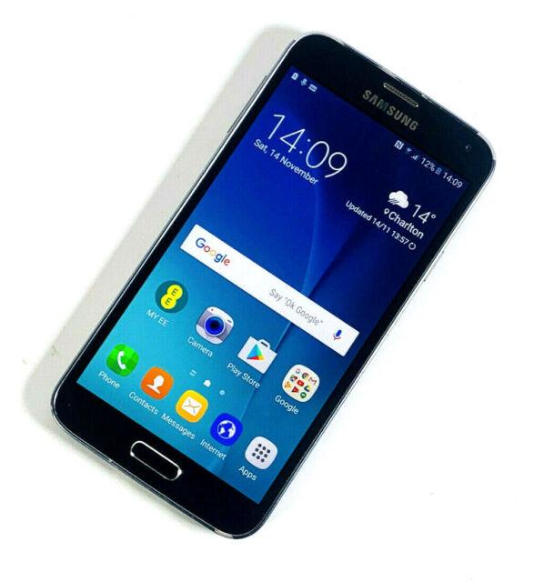 Samsung Galaxy s5 Neo sm-g903f schwarz 16gb Entsperrt SIM Frei Guter Zustand 391