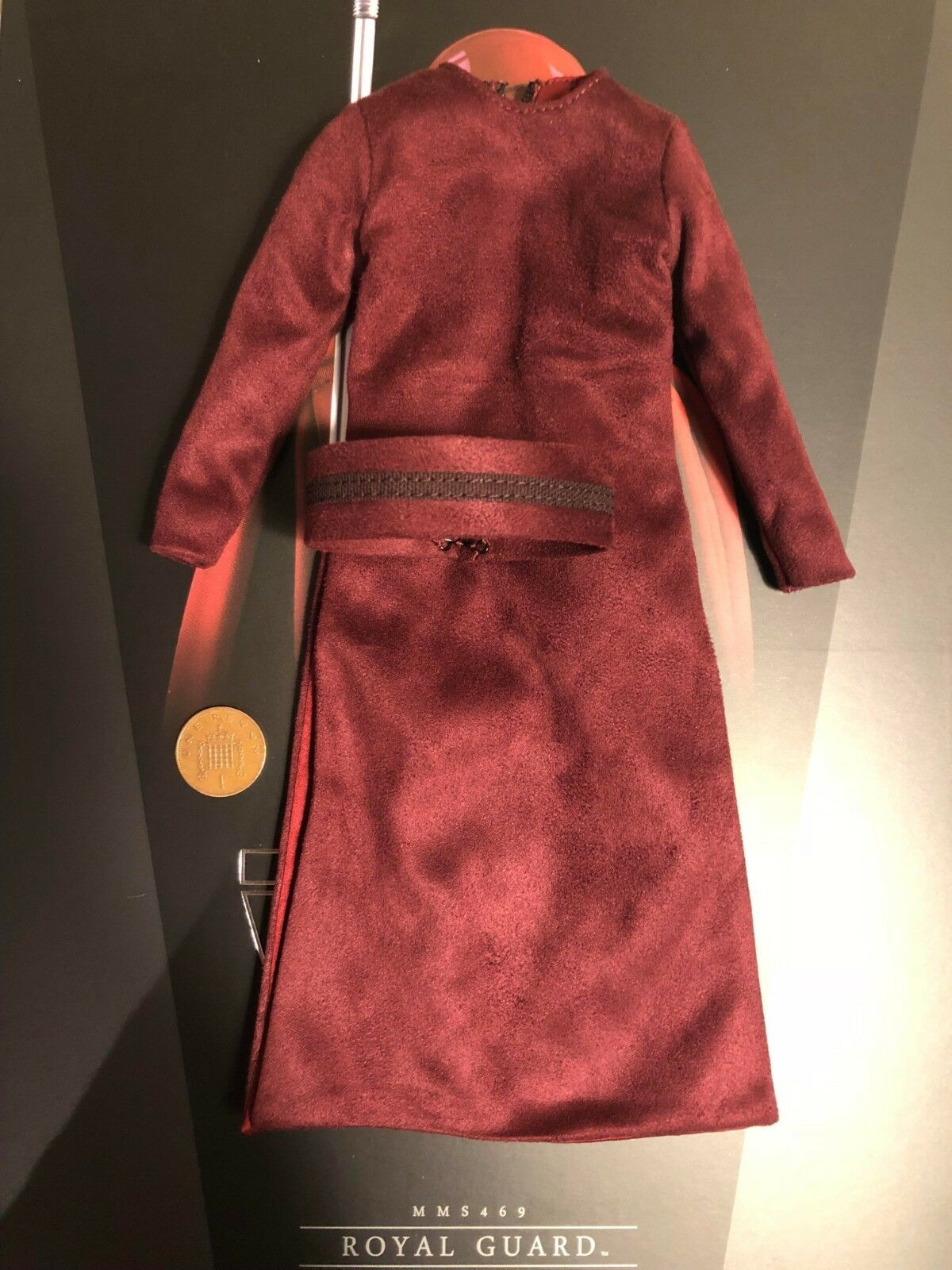 Hot Hot Hot Toys Star Wars ROTJ Royal Guard MMS469 Under Robes loose 1 6th scale 98541e