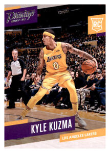 2017-18-Prestige-Kyle-Kuzma-Lakers-176-Rookie-RC-PWE