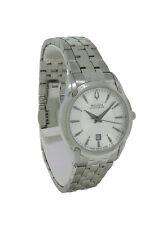 Bulova Accutron 63M110 Women's Round Analog Date Stainless Steel Watch