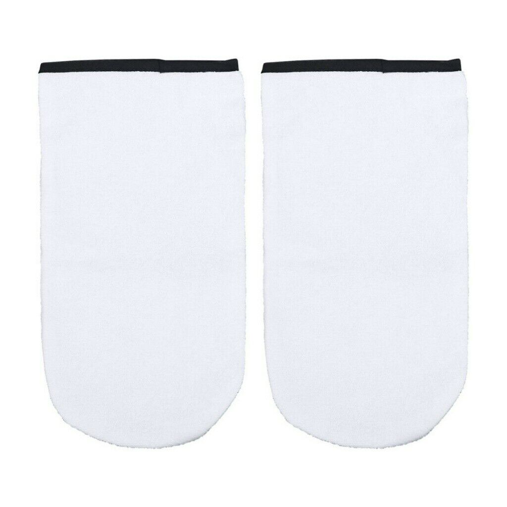 1 Pair of Wax Bath Cotton Insulated Heat Hand Spa Cover for Women Men