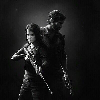 The Last Of Us Poster Wall Art Home Decor Photo Print 16 20 24 Ebay