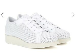 Size Shoes Acne Sneakers Leather About Cut Kobe 38 Wedge Perforated Low Details White Studios T1cJlKF