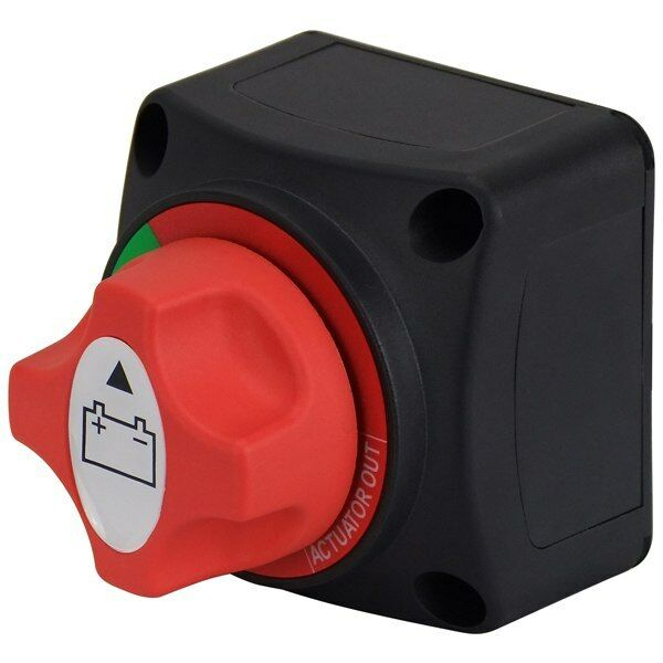 NEW Switch Battery Isolator 2 Pos Compact from Blue Bottle Marine