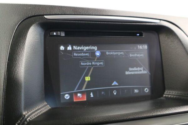 Mazda CX-5 2,2 SkyActiv-D 175 Optimum aut. AWD billede 7