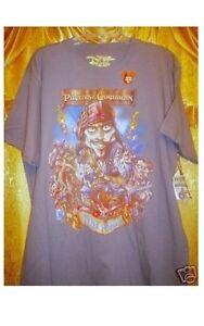 DisneyStore-PIRATES-OF-THE-CARIBBEAN-Tiki-Shirt-Jack-Davi-Will-Studio-Collection