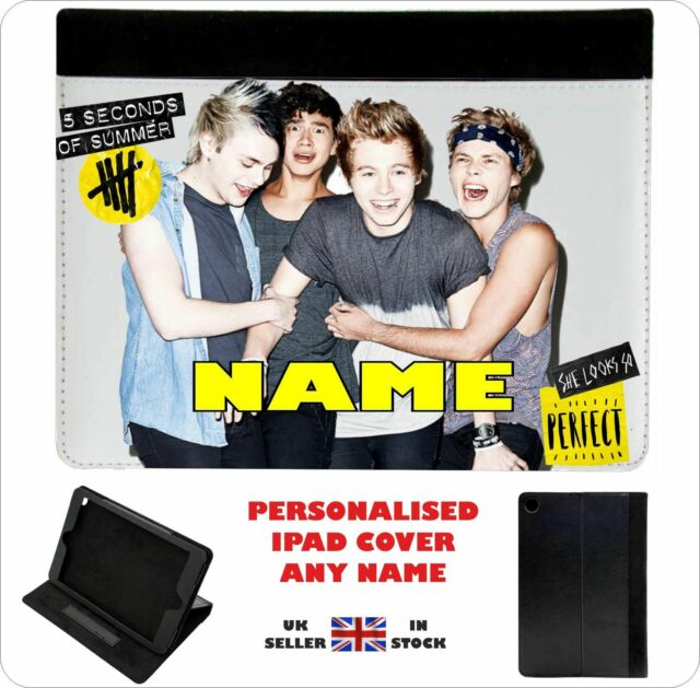 MICHAEL CLIFFORD 5SOS Personalised Birthday/'MAGAZINE STYLE/' Card ANY NAME!!!