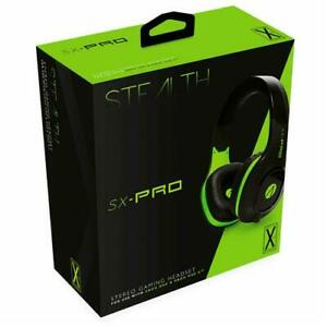 Stealth Sx-Gaming Headset Stereo Pro con cable para Xbox One