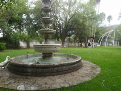 Venta de  Quinta con Casa y Cabaña en Carretera Nacional a 5 min de los Cavazos