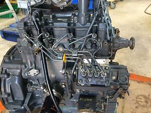 Shibaura N844lt Turbo Fully Reconditioned Exchange