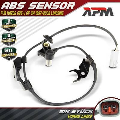 ABS Sensor Raddrehzahl Hinten Rechts für Mazda 626 GF GW 1997-2002 I4 1.8L 2.0L