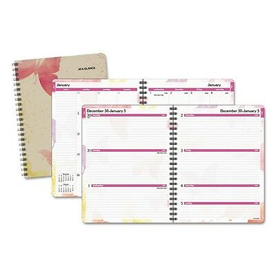 At-A-Glance 2017 Watercolors Weekly-Monthly Planner - 791905G