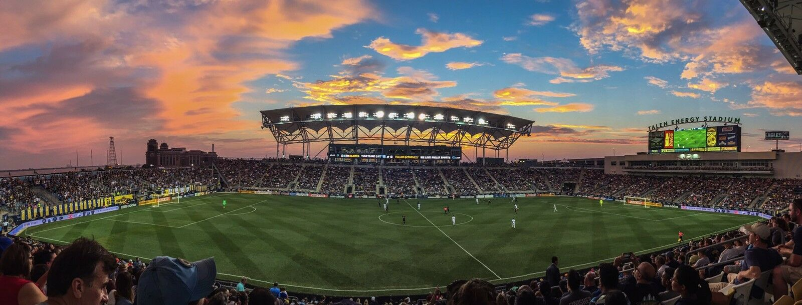 San Jose Earthquakes at Philadelphia Union