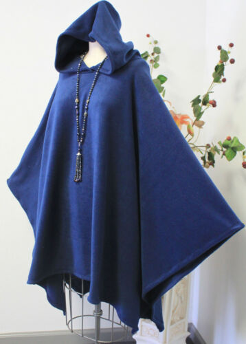 Full New Fleece si adatta a Size Hooded Versatile Poncho 5xl Absolutely Travelers tqfOwTq