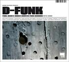 D-Funk/Funk,Disco & Boogie Grooves From Germany von Various Artists (2009)