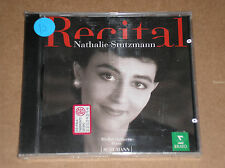 NATHALIE STUTZMANN (ROBERT SCHUMANN) - RECITAL - CD SIGILLATO (SEALED)