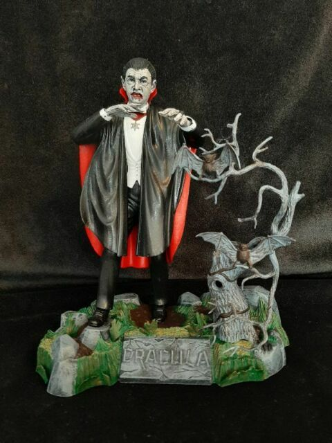 Aurora monster model,  Count Dracula!!!  Universal Pictures