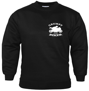 Grumpy-Old-Biker-Chest-Badge-Sweatshirt-For-Bikers-Motorbike-Accessories-Gifts
