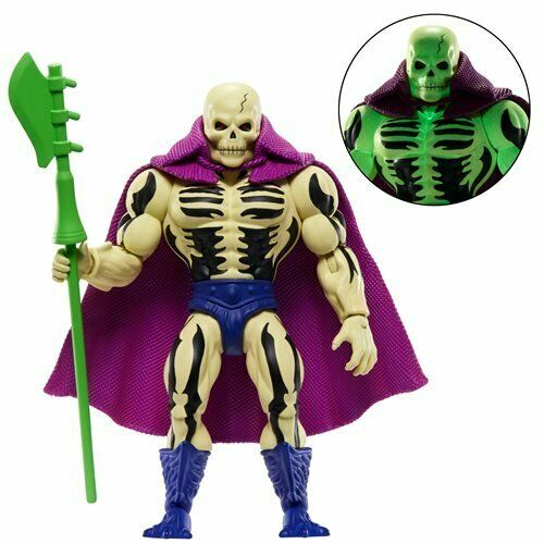 Vintage Stratos 14 cm action figure NUOVO Super7 Masters of the Universe MOTU