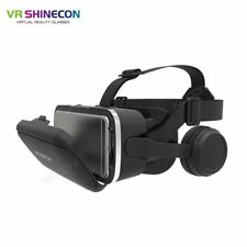 10cc156fff9 3D VR Headset Virtual Reality Glasses - 360 Panoramic Built-in Stereo  Headphone