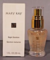 Mary Kay Night Solution In Box 318900 For All Skin Types
