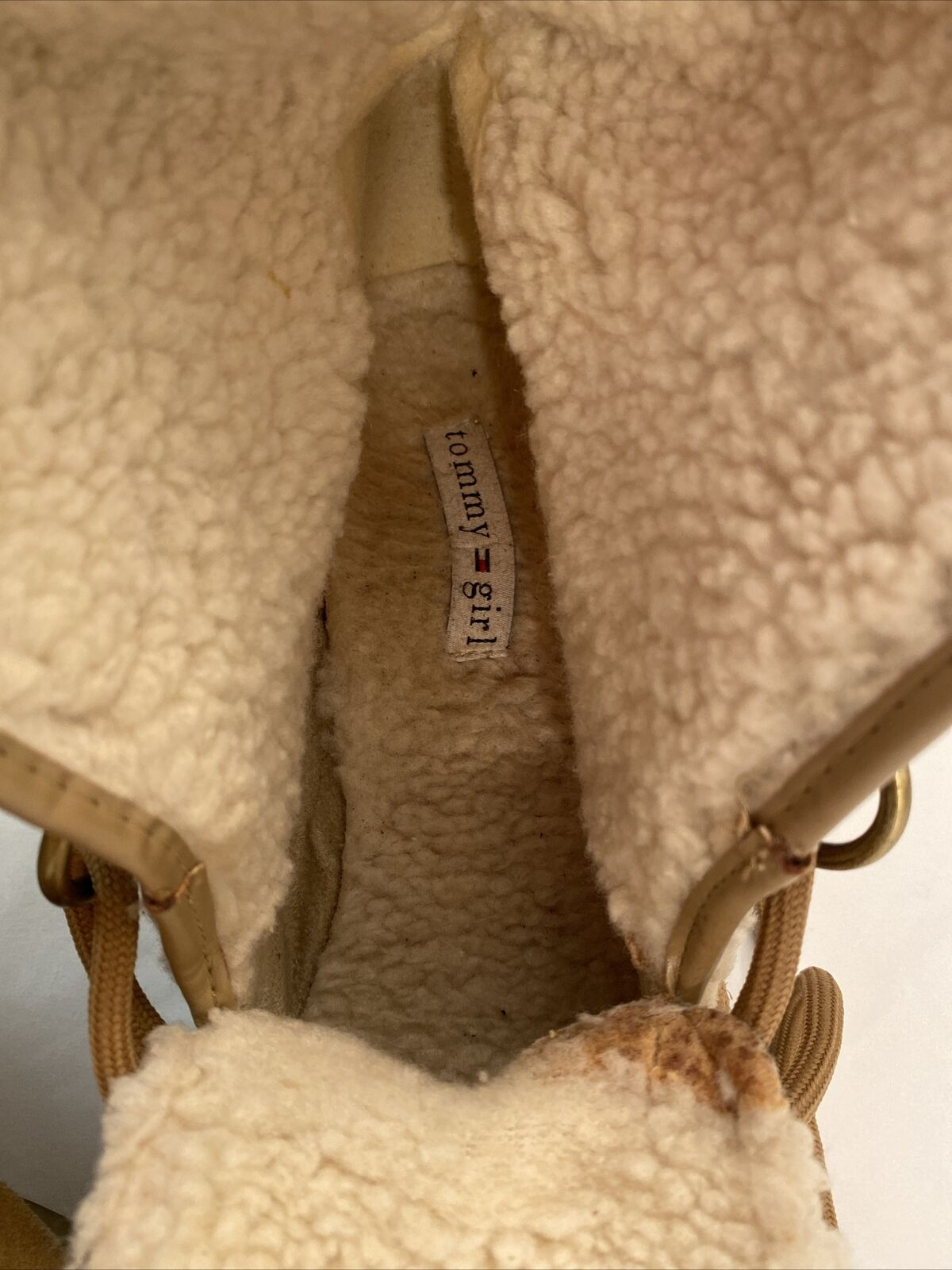tommy hilfiger Brown boots women 8M - image 10