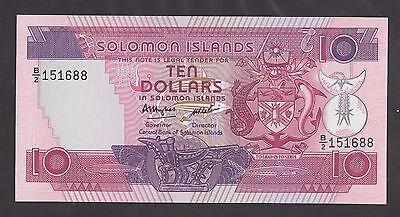 new sign. C//10 prefix Solomon Islands 5 Dollars 2018 UNC P-26d