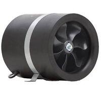 Can Fan Max 8 675 Cfm - Inline Scrubber Exhaust Ventilation Blower Hydro Garden