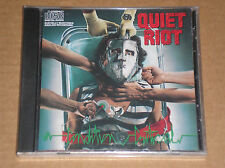 QUIET RIOT - CONDITION CRITICAL - CD SIGILLATO (SEALED)