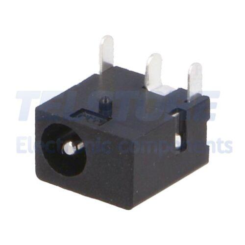 1pcs FC68145 Presa di alimentazione DC maschio 3,5//1,3mm 3,5mm 1,3mm THT CLIFF