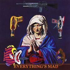Modern English Everything is mad (1996) [CD]