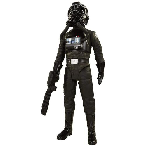 "STAR WARS GRANDE Fichi Rogue uno 20/"" TIE PILOT Action Figure Nuovo di Zecca"