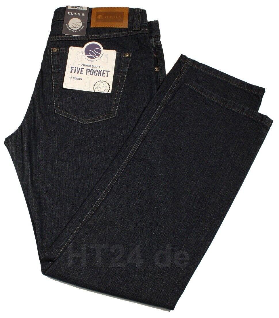 1200186 M.E.N.S. Herren Jeans DENVER Stretch blau Gr. 27U fivePocket MENS (5295)