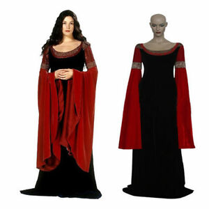 the Rings Arwen Cosplay Costume Women Party Costumes Dress