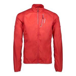 CMP-Laufjacke-Jacke-Man-Trail-Jacket-rot-winddicht-wasserabweisend-atmungsaktiv