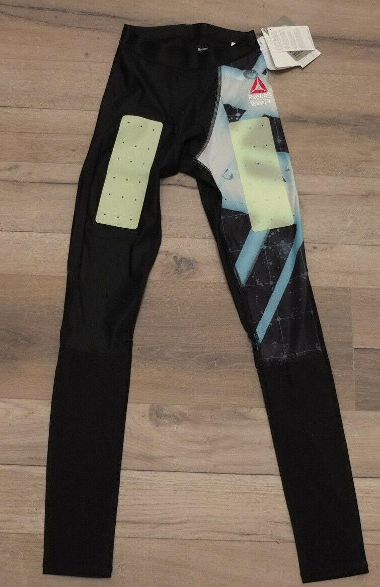 Reebok CrossFit Hosen & Leggings Leggings Leggings Gr. 2XL NEU Sport Jogging Antimikrobial  | Optimaler Preis  6b0e44