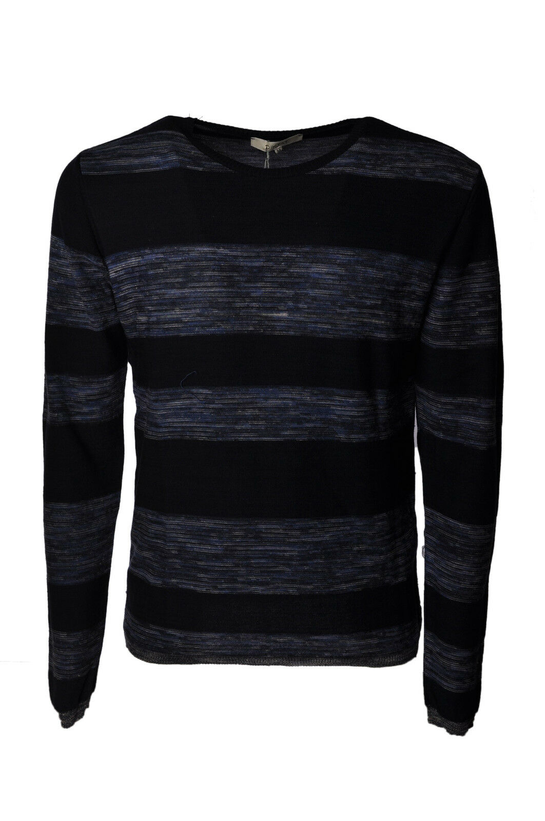 Diktat  -  Sweaters - Male - Blau - 3312319A180041