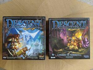 Descent-Voyage-dans-les-tenebres-2nd-Edition-l-039-extension-l-039-Ombre-de-Nerekhall