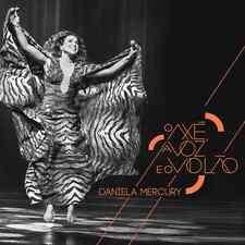 CD DANIELA MERCURY - O AXE, A VOZ E O VIOLAO [GREATEST HITS LIVE 2016 CD]