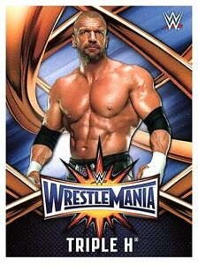 2017-TOPPS-WWE-Road-to-Wrestlemania-33-ROSTER-1-TRIPLE-H