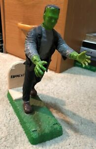 RARE Original 1961 Aurora Universal Pictures Frankenstein Monster Model Kit