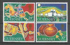 Cept / Europa   1994   Guernsey    **