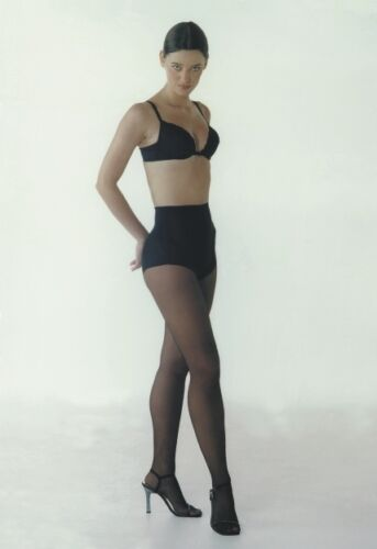 """20x Pairs of Tights Up to 42/"""" Hips Various colours Cotton Top One Size"""