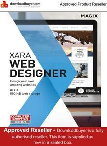 Magix Xara Web Designer 12 Boxed Ebay