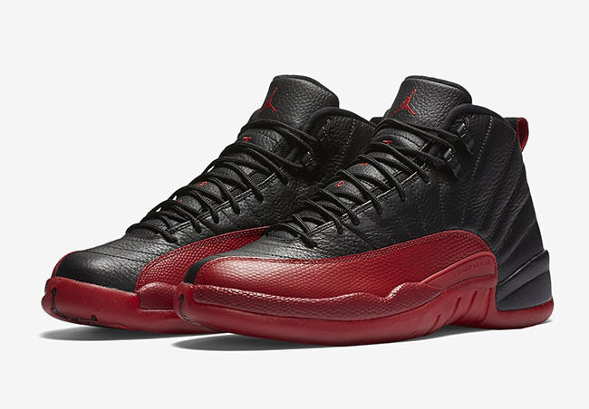 2016 NIKE AIR JORDAN 12 XII FLU GAME ALL SIZES 6 3-12 NEW 4 5 6 SIZES 7 8 9 10 11 12 e918c1