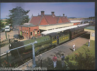Norfolk Postcard - Weybourne Statiion, North Norfolk Railway   MB2418
