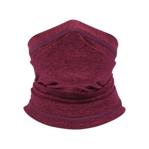 Summer Thin Face Balaclava Scarf Neck Fishing Shield Sun Gaiter UV Headwear Tube
