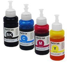 Recarga Cartuchos De Tinta Para Canon mg42450 Impresora Todo En Uno Copiadora Botellas Refil